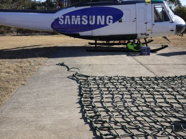 Helicopter Cargo Nets Cargo Nets