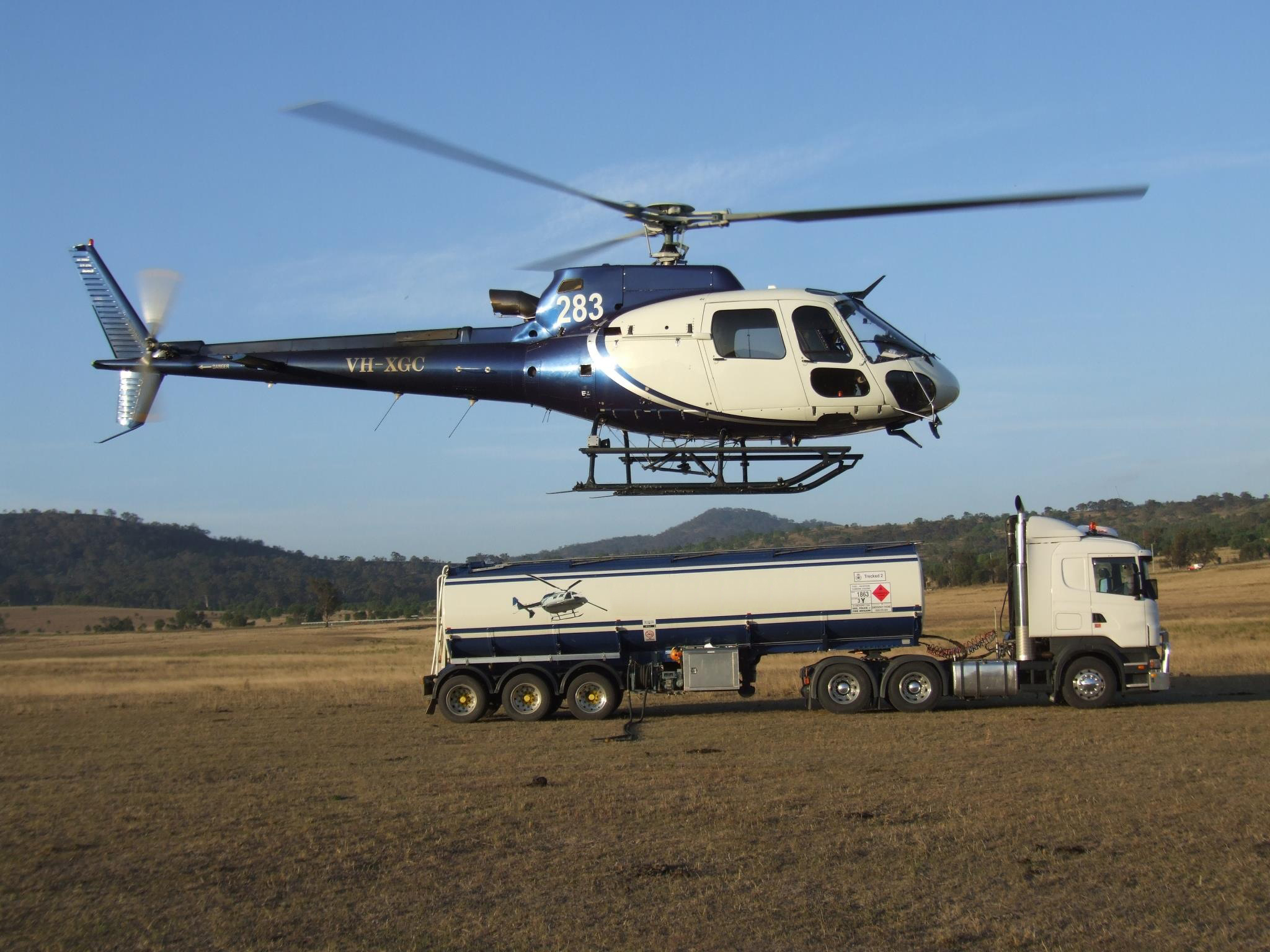 Gallery Helicopter Lifting Services